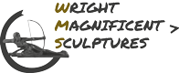 Wright Magnificent Sculptures
